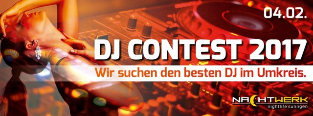 DJ-Contest 2017